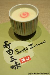 Chawanmushi @ Sushi Zanmai