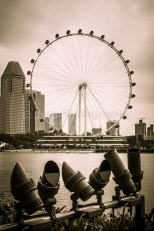 Highlights on Singapore Flyer