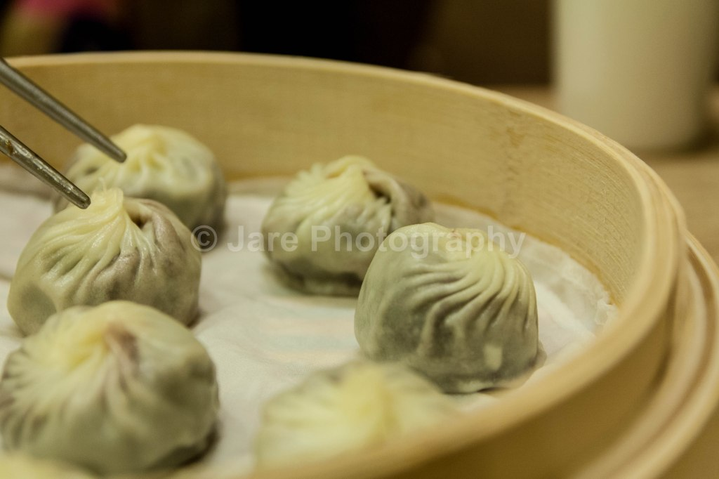 And for dessert, Red Bean Xiao Long Bao... Yeahhhhh...