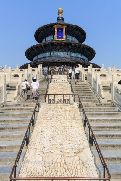 Stairway to (the Temple of) Heaven